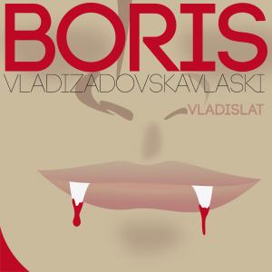 Pochette de Vladislat, l'album de Boris